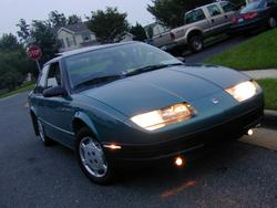 SuperSaturn94 1994 Saturn S-Series
