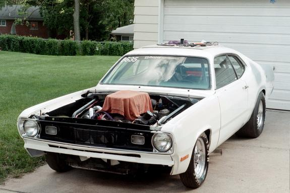 Another BILL2189 1971 Plymouth Duster post... - 2387359