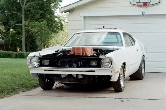 Another BILL2189 1971 Plymouth Duster post... - 2387360