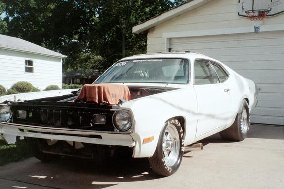 Another BILL2189 1971 Plymouth Duster post... - 2387361