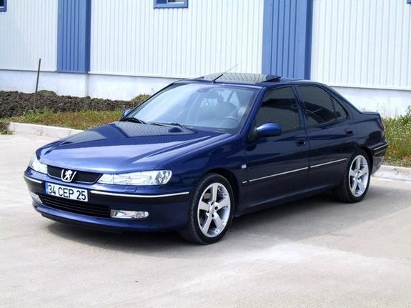 xenophobic-R 2001 Peugeot 406's Photo Gallery at CarDomain