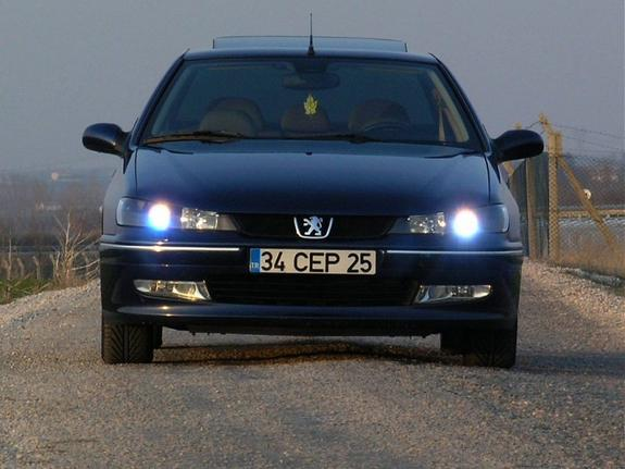 Xenophobic R 2001 Peugeot 406s Photo Gallery At Cardomain