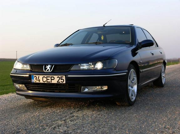 Another Xenophobic R 2001 Peugeot 406 Post1291571 By Xenophobic R