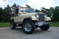 kuchmas 1984 Jeep CJ7