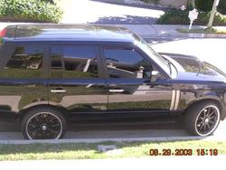 VDIDDY 2004 Land Rover Range Rover