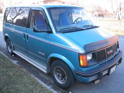 rocknroll4ever 1993 GMC Safari Passenger