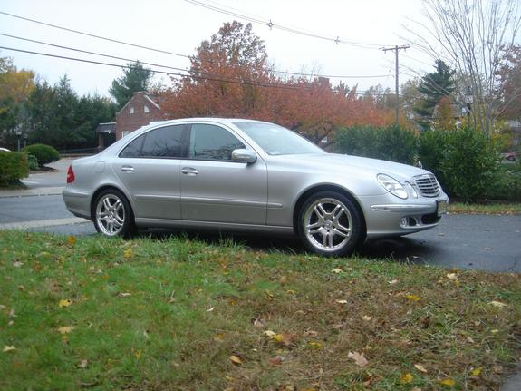 Another Kevin9664 2004 Mercedes-Benz E-Class post... - 2400851