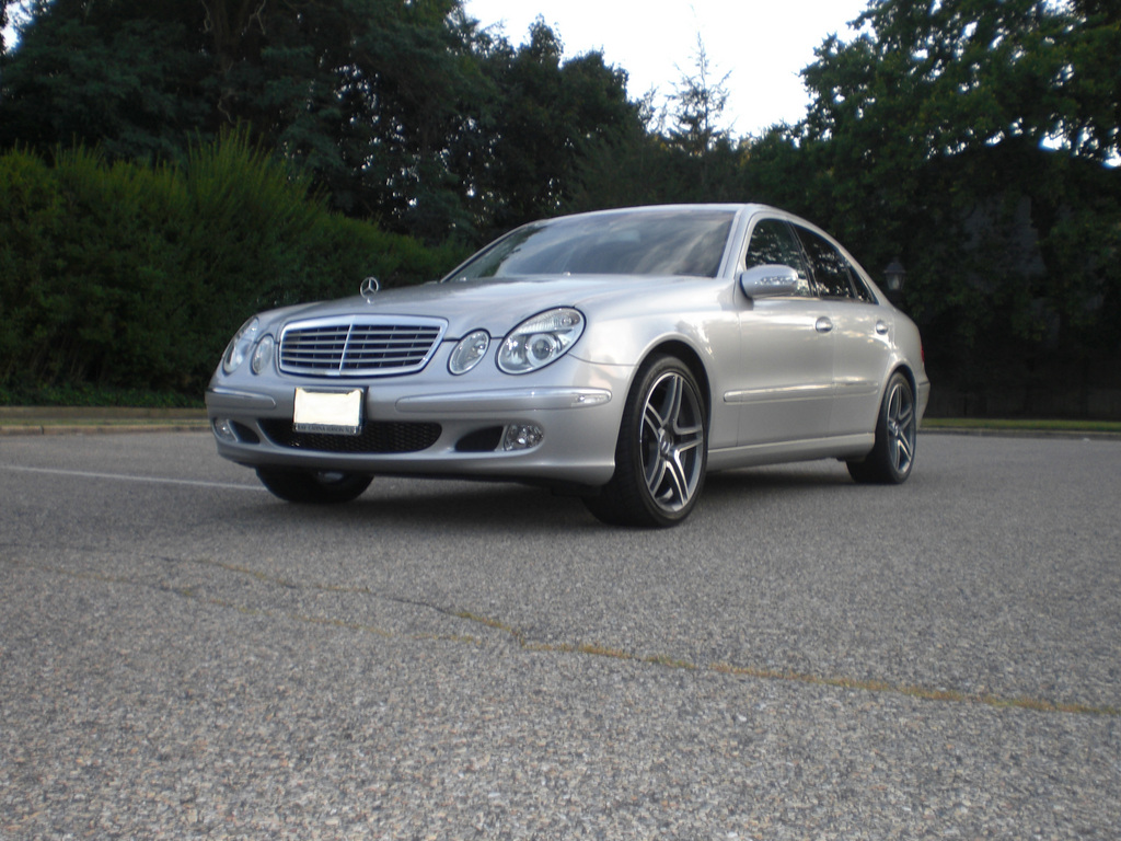 Another Kevin9664 2004 Mercedes-Benz E-Class post... - 2400862