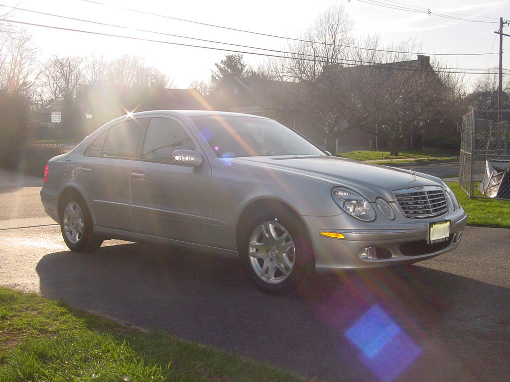Another Kevin9664 2004 Mercedes-Benz E-Class post... - 2400870