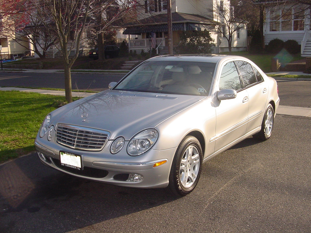 Another Kevin9664 2004 Mercedes-Benz E-Class post... - 2400871