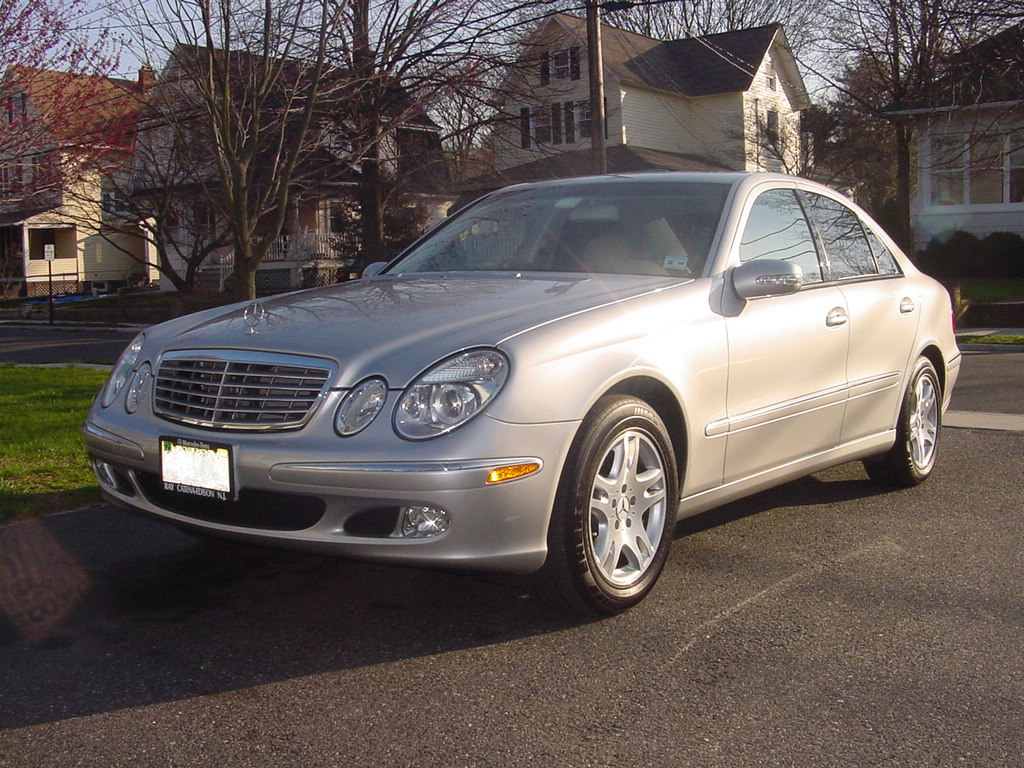 Another Kevin9664 2004 Mercedes-Benz E-Class post... - 2400872