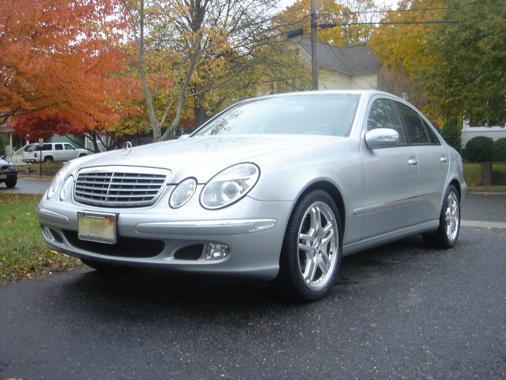 Another Kevin9664 2004 Mercedes-Benz E-Class post... - 2400876