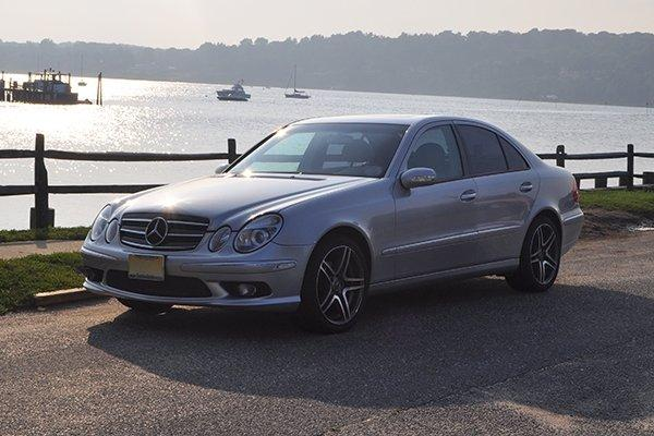 Another Kevin9664 2004 Mercedes-Benz E-Class post... - 2400881