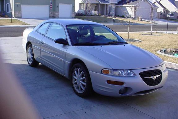 nordinarypyro 39 s 1997 chrysler sebring in europe wa. Cars Review. Best American Auto & Cars Review