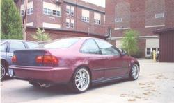Another uniqueattraction 1993 Honda Civic post... - 2410710