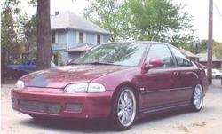 Another uniqueattraction 1993 Honda Civic post... - 2410711