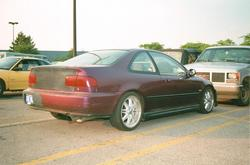 Another uniqueattraction 1993 Honda Civic post... - 2410716