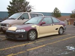 Another uniqueattraction 1993 Honda Civic post... - 2410720