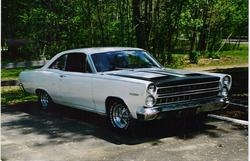 66cometgts 1966 Mercury Comet