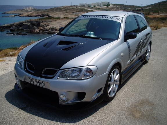 george almera 2001 nissan almera specs photos modification info at cardomain. Black Bedroom Furniture Sets. Home Design Ideas