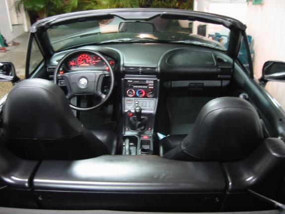 guardian32 1996 bmw z3 black interior 1996 bmw z3