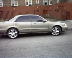 bigngoneSs 1998 Mazda 626