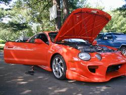orange_celica 1995 Toyota Celica