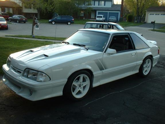 Another ZMANSMUSTANG 1989 Ford Mustang post... - 2420248