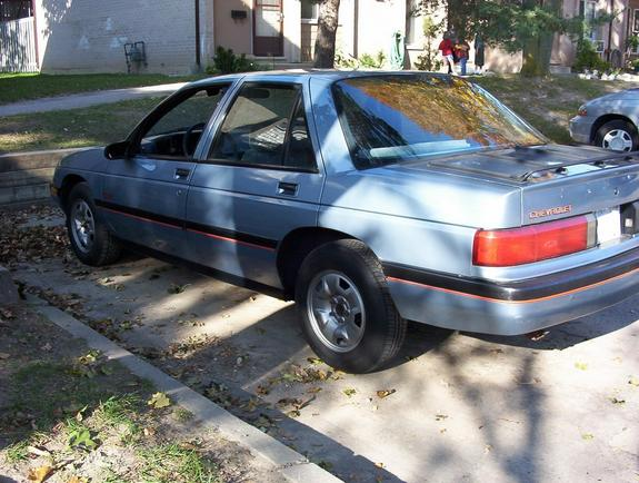 Another sitn2lowneon 1990 Chevrolet Corsica post... - 2426497