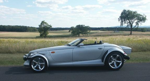 Another VirginiaCatDude 2002 Chrysler Prowler post... - 2428579