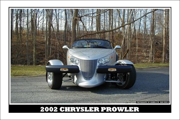 Another VirginiaCatDude 2002 Chrysler Prowler post... - 2428580