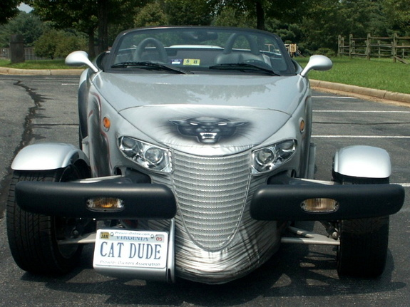 Another VirginiaCatDude 2002 Chrysler Prowler post... - 2428581