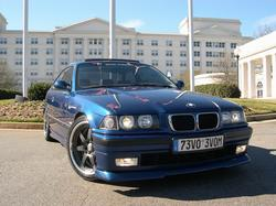 qblunts 1998 BMW 3 Series
