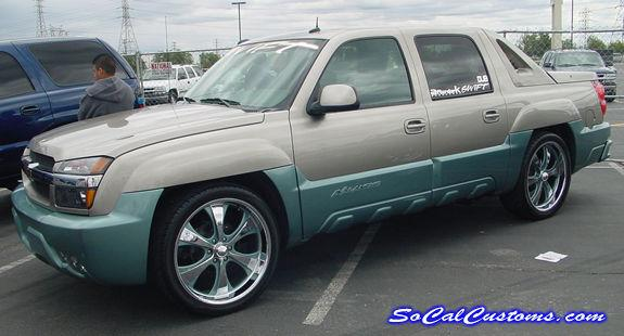 Another Down_South_Ridaz 2004 Chevrolet Avalanche post... - 2431001