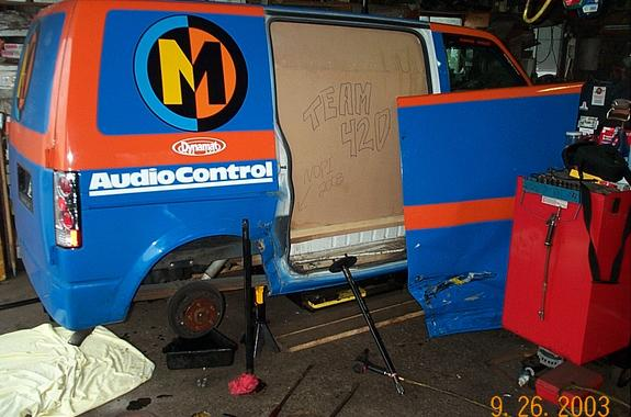 Another team420 1987 Chevrolet Astro post... - 2435883