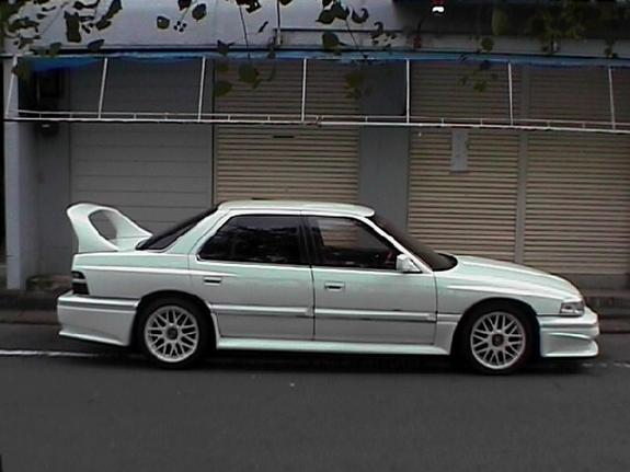 kuroneko 1986 Acura Legend's Photo Gallery at CarDomain