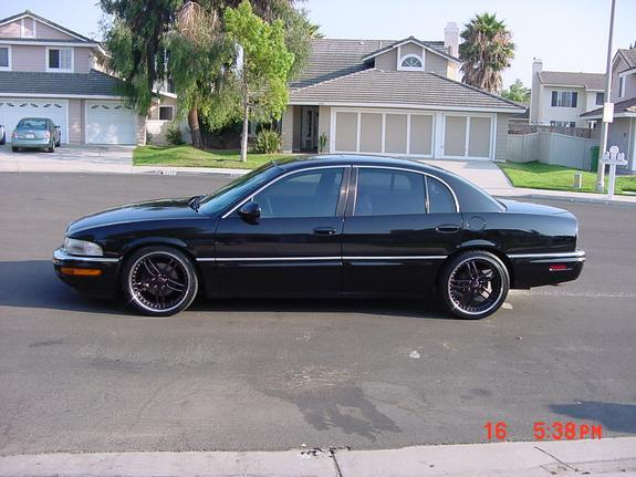 ro dior 1999 buick park avenue specs photos modification. Black Bedroom Furniture Sets. Home Design Ideas