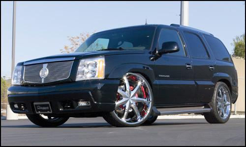 twentysixs 2004 cadillac escalade specs photos modification info at cardomain cardomain