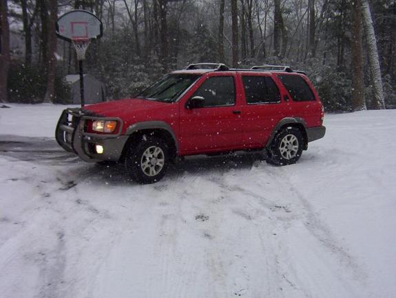 Another FlaminPathy 2001 Nissan Pathfinder post... - 2441919