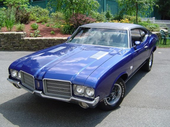 ridinhighspeeds's 1971 Oldsmobile Cutlass