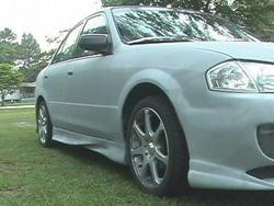 Another bassbomber2002 2000 Mazda Protege post... - 2443047