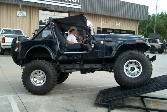 jpika311 1984 jeep cj7 specs photos modification info at. Black Bedroom Furniture Sets. Home Design Ideas
