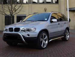 fireandiceUKs 2004 BMW X5