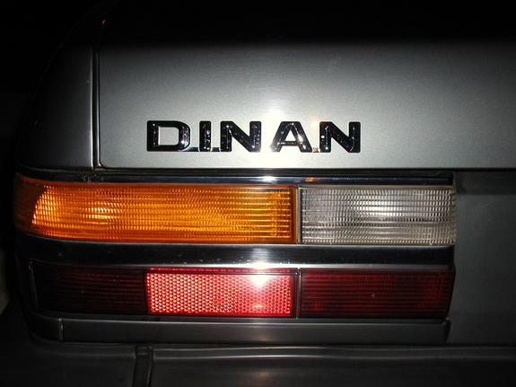 DinanE28's 1988 BMW 5 Series