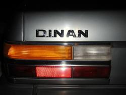DinanE28s 1988 BMW 5 Series