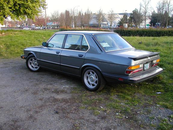 DinanE28 1988 BMW 5 Series 2444649