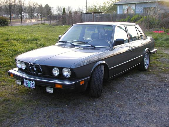 DinanE28 1988 BMW 5 Series 2444650