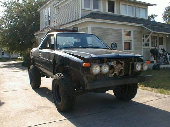 Adamndj 1982 Subaru Brat Specs Photos Modification Info