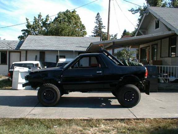 adamndj  subaru brat specs  modification info  cardomain