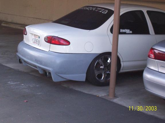 Another m_denen 1996 Ford Contour post... - 2445633